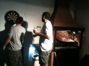 Buenos Aires Asado with Darts