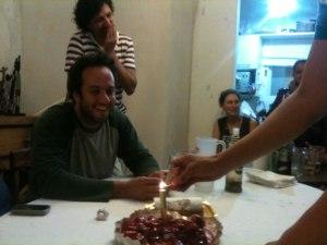 Fernando's Birthday in Buenos Aires