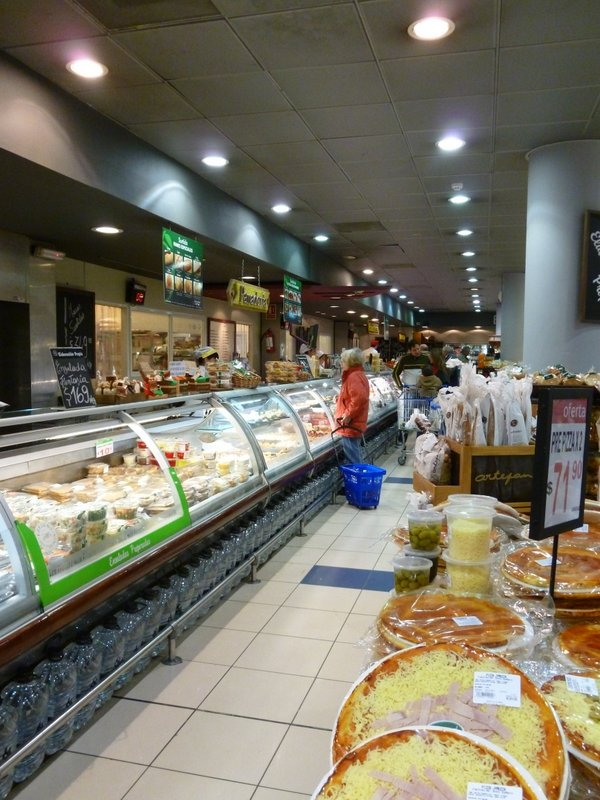 You can find anything at the deli counter halupi for Closest fish store